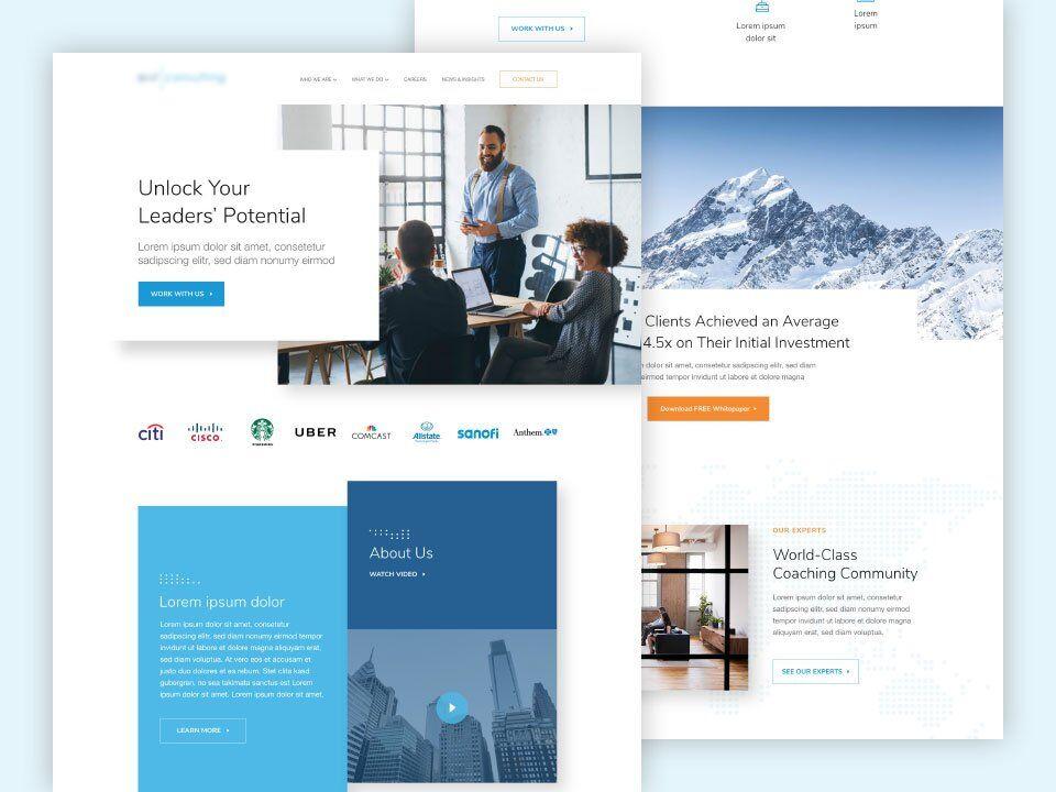 Web Design: Develop a Customer-Centric Web Design Concept