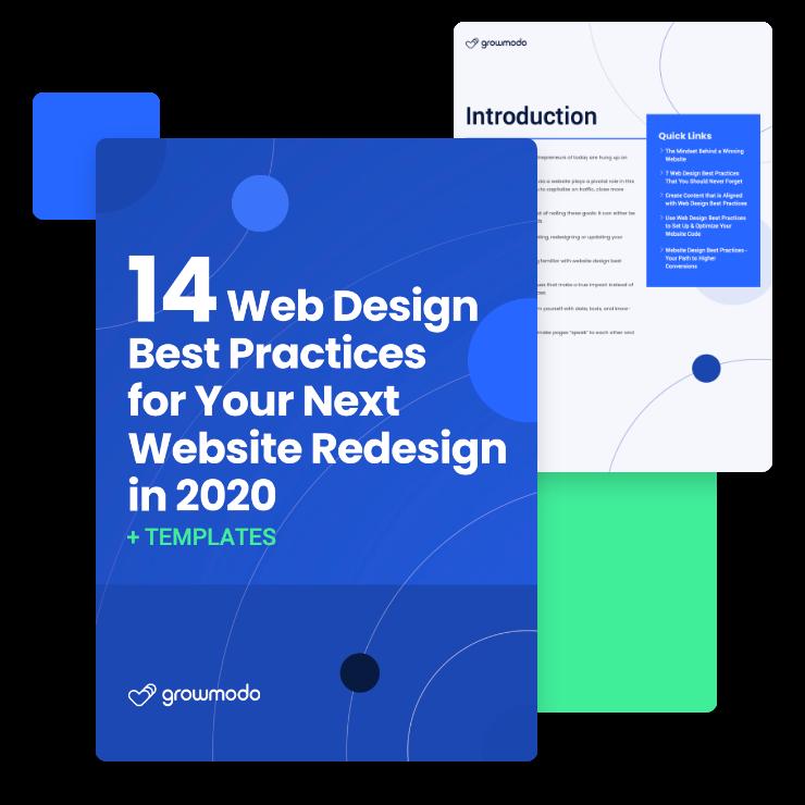 14 Web Design Best Practices