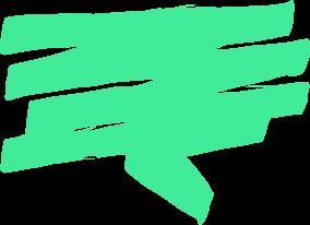Growmodo Splash Green