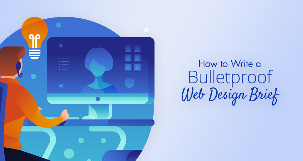 How to Write a Bulletproof Web Design Brief