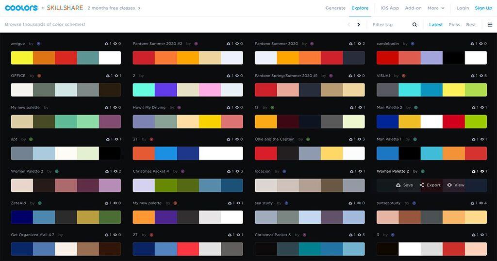Choose the Best Color Scheme - Color In Web Design