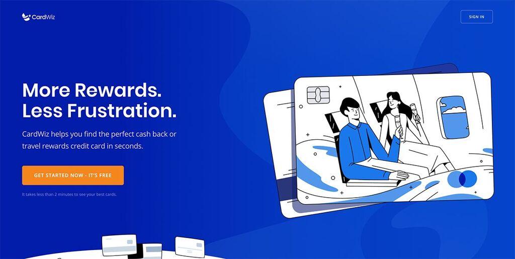 Blue Web Design - Color In Web Design
